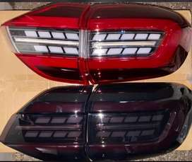 Endeavour taillamp taillight taillights taillamps endeavour
