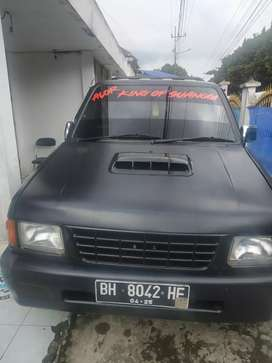Panther pick up 2005 rehap abis