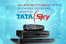 TATA SKY FULL HD CONNECTIONS IN LOW PRICE