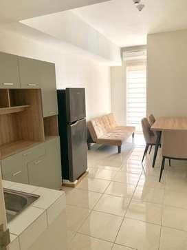 Disewa 2BR Apartemen Springlake Summarecon Bekasi Full Furnish