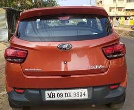 Mahindra Kuv 100 G80 K4 PLUS 5STR, 2017, Petrol