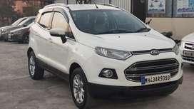 Ford Ecosport EcoSport Titanium 1.0 Ecoboost, 2013, Petrol