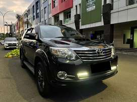 (ANTIK) Toyota Fortuner G VNT Diesel 2015 Pajak Panjang Service Record