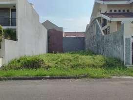 Tanah Jalan Utama Puri Mas Rungkut Surabaya