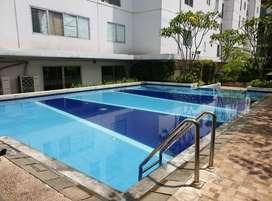 Disewakan Harian Apartemen Basura, interior mewah, Murah + free Wifi