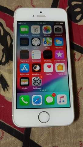 Iphone 5S 16Gb Supermint Condition