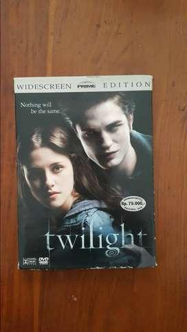 Dvd film twilight original
