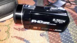 Video camera all new condition bahut hi ghat use