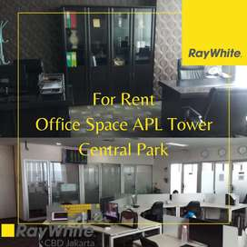 Disewa Office Space Central Park