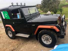 Jeep cj 7 in excellent condition with dual ac