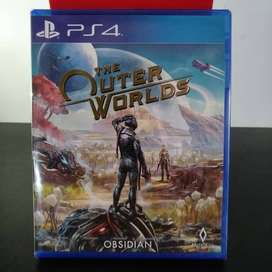 PS4 The Outer Worlds Reg 3