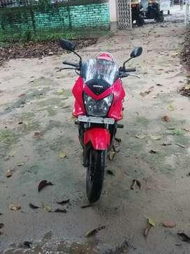 Kharisma bike