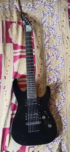 ESP LTD M17 7 string electric guitar
