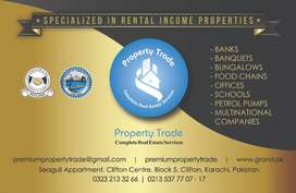 Buy & Get Rental Income Rs.225,000/- per month