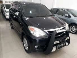 Avanza 1.3 G 2011 manual Hitam
