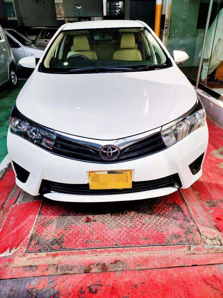 Toyota Corolla XLI 2016 Special Discount offer... 0