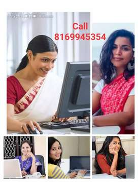 Back office Assistant required for my office in mulund.