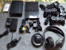 Ps vita and PS2 inbut games hurry up massage