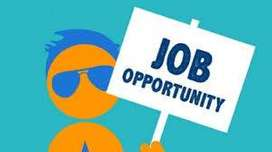 Urgent hiring for male female staff