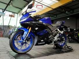 Yamaha All New R15 -2021, N Kota-Kilometer 500 Perak, Mustika Motoshop
