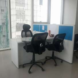 Fully furnished office for corporate office