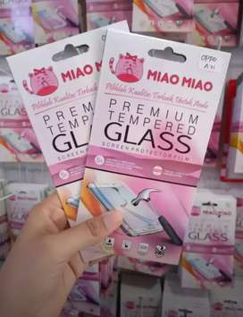Tempered Glass Oppo A71 (Rave cell Sako)