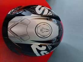 Helm RSV FF500 Machine Fullface size XXL