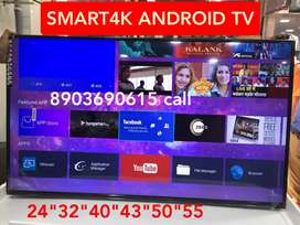 Android TV smart4k LEDs all sizes Now AvailablelowPrices&Home theatre