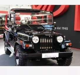 Mahindra turbo jeep