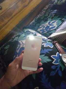 iPhone 5s no button and good condision
