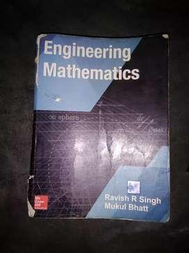 Engineering Mathematics - Mukul Bhatt
