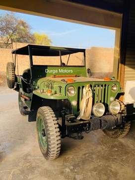 Willys jeep original left hand