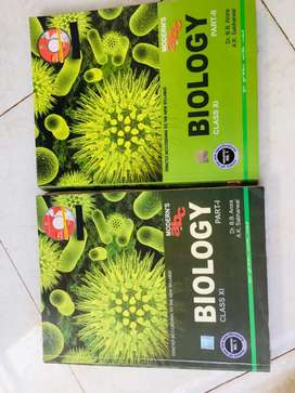 MODERNS ABC BIOLOGY set of 2 volumes BRAND NEW + FREE GOA BOARD TEXTS