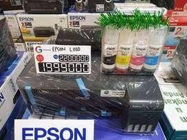 Kredit Printer Epson L1110+Tinta Bisa Bunga 0% (Garansi Resmi)