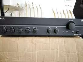 TOA ZA-2021 Speaker amplifer