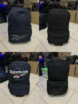 [BS] Big Sale Tas Casual Reebok Classic Backpack Original 100% Ready