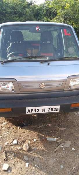 Maruti Suzuki Omni 2011 model ready to go with both LPG and petrol