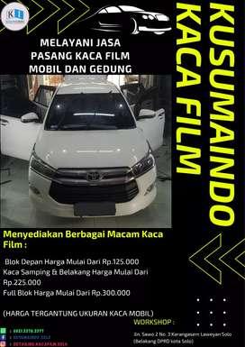 Jasa Padang kaca Film Mobil Terpecaya