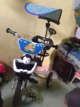sepeda anak  bekas no minus cek lihat dulu
