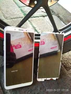 LCD Vivo Y91 semarang