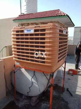 Evaporative air Cooler  Masjid, Industrial and Restaurants
