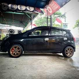 Velg Mobil Ayla bisa dicicil HSR ring 15 ditoko Velg Mobil Banda Aceh