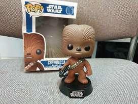 STAR WARS Actioun figure chewbacca