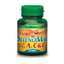 Nutrimax Selenomax A, C & E Isi 30 Vitamin