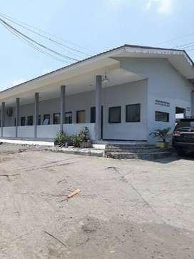 Dijual Gudang Candi Ngoro Mojokerto Ex Pabrik Plywood