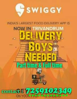 Online Delivery executive