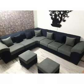 New sofa 200 model (Duroflex)forest wood only 10year warranty