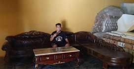 Jual kursi sofa jati minimalis Terbaru, free ongkir