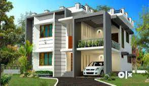 modern new villas for sale in palakkad