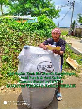 SepticTank Bio, Biotech, Biofil, SepticTank ANTI PENUH